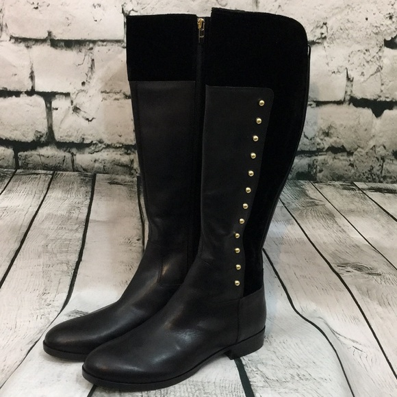 313d78f60791a Marc Fisher Shoes | Nwot Beautiful Black Leather Boots | Poshmark